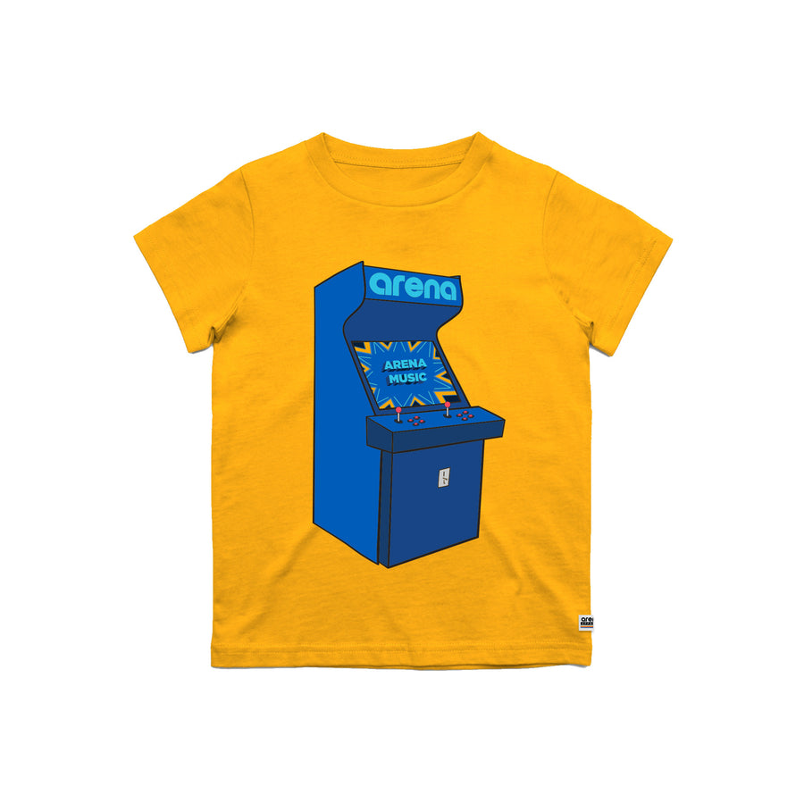 Arcade Gold Kid's Tee Shirt