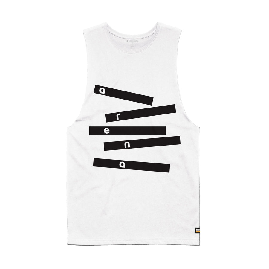 Falling Bars - Men's Sleeveless Tee Shirt - Band Merch and On-Demand Designer Shirts