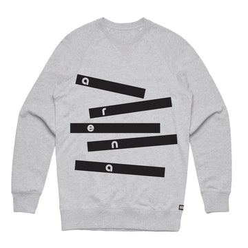 Falling Bars - Unisex Lightweight Pullover Sweatshirt - Band Merch and On-Demand Designer Shirts