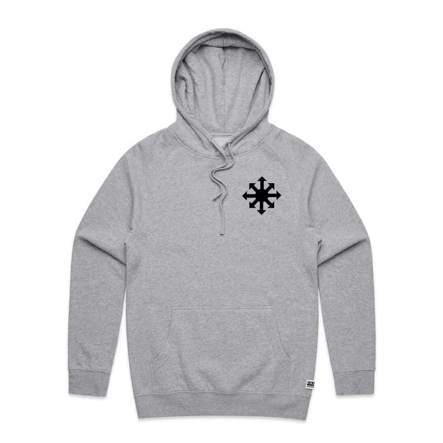 Ben Anderson - Blindfold Unisex Mid-Weight Pullover Hoodie - Band Merch and On-Demand Designer Shirts