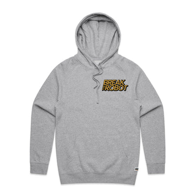 Break The Robot - Unisex Mid-Weight Pullover Hoodie