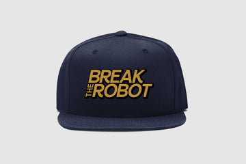 Break The Robot - Classic Snapback Hat | Arena - Band Merch and On-Demand Designer Shirts