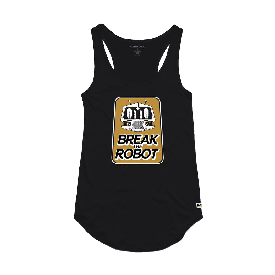 Break The Robot - Women's Tank Top
