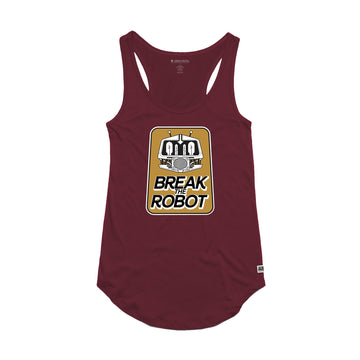 Break The Robot - Drake: Women's Tank Top | Arena - Band Merch and On-Demand Designer Shirts