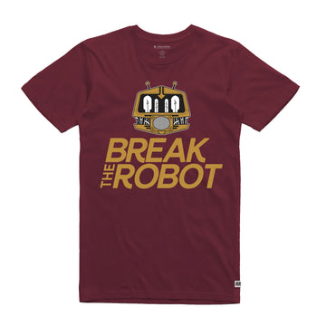 Break The Robot - Unisex Tee Shirt