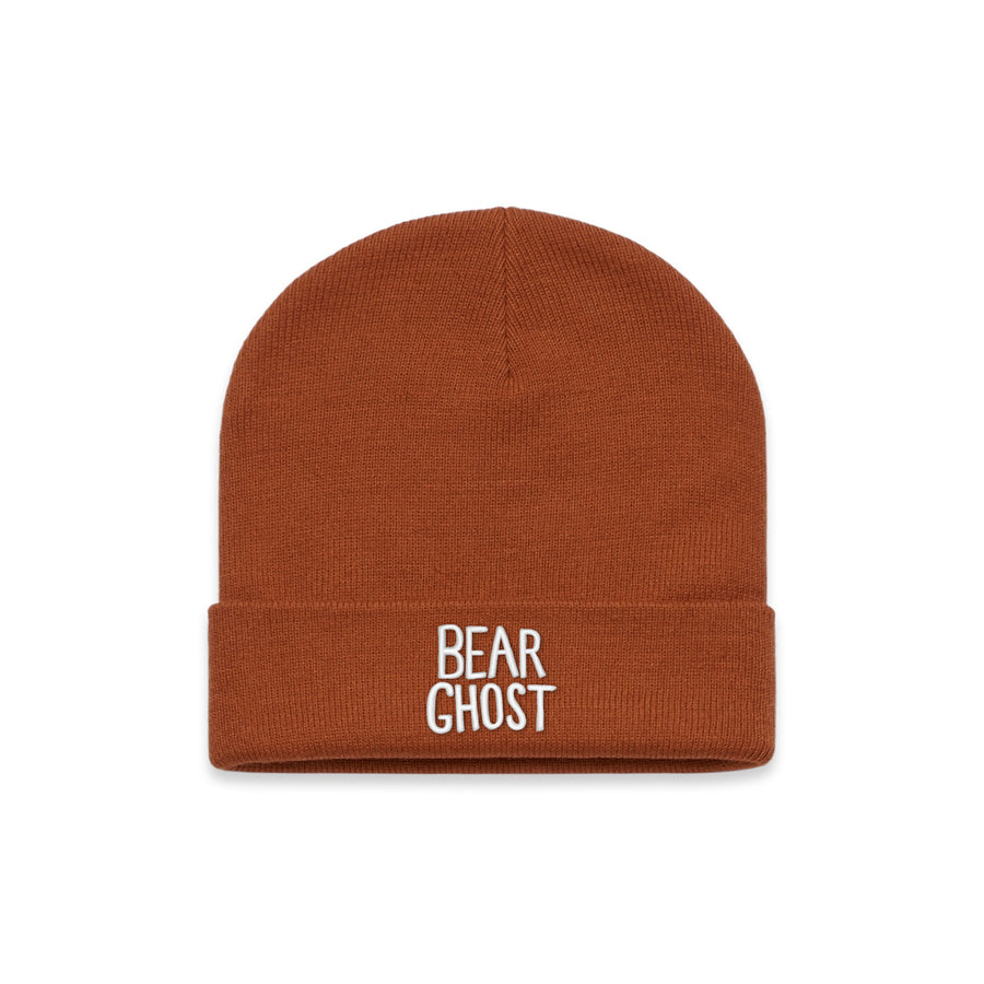 Bear Ghost - Bear Ghost: Cuff Beanie | Arena - Band Merch and On-Demand Designer Shirts
