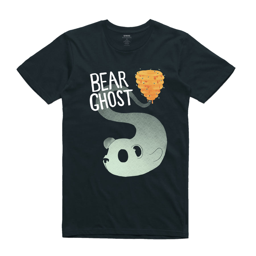 Bear Ghost - Hive: Unisex Tee Shirt | Arena - Band Merch and On-Demand Designer Shirts