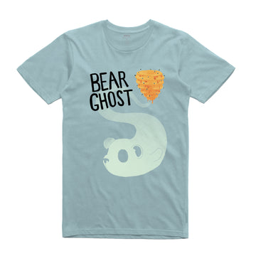 Bear Ghost - Hive Unisex Tee Shirt
