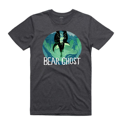 Bear Ghost Necro Asphalt Heather