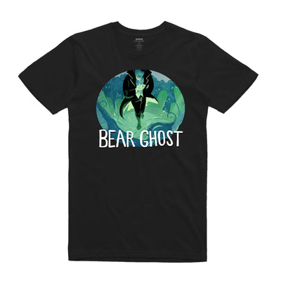 Bear Ghost Necro Black