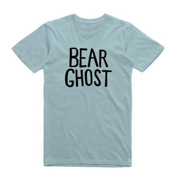 Bear Ghost - Bear Ghost: Unisex Tee Shirt | Arena - Band Merch and On-Demand Designer Shirts