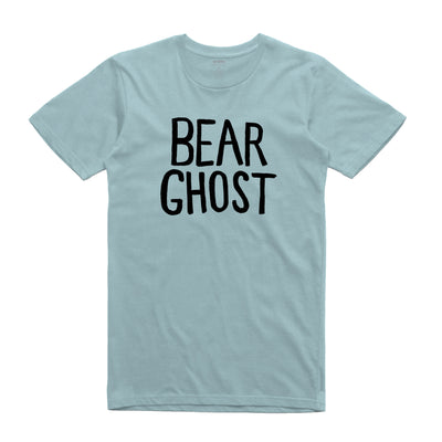 Bear Ghost - Unisex Tee Shirt