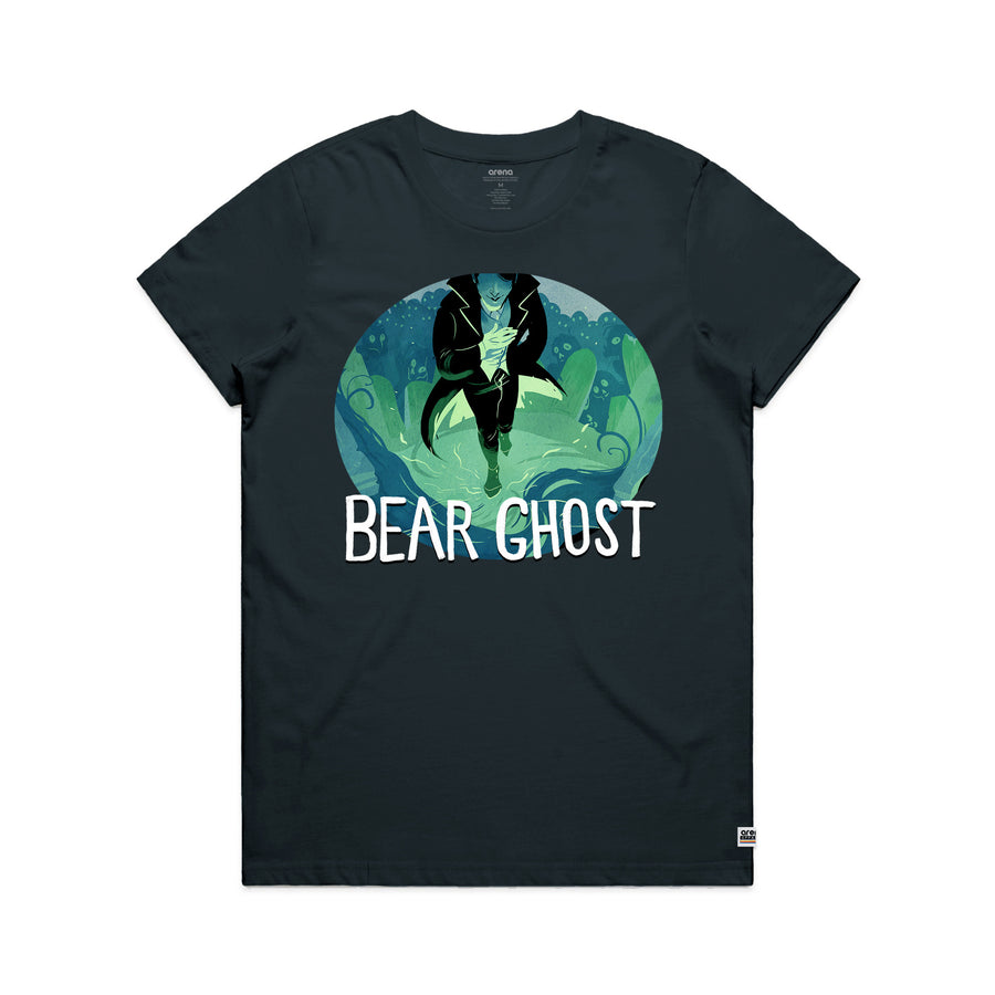 Bear Ghost - Necromancin': Women's Tee Shirt | Arena - Band Merch and On-Demand Designer Shirts