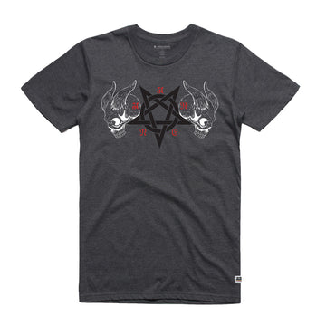 Black Metal - Unisex Tee Shirt - Band Merch and On-Demand Designer Shirts