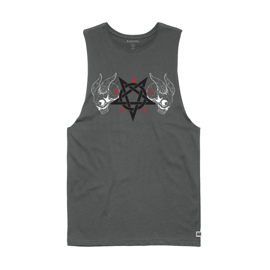 Black Metal - Men's Sleeveless Tee Shirt - Band Merch and On-Demand Designer Shirts