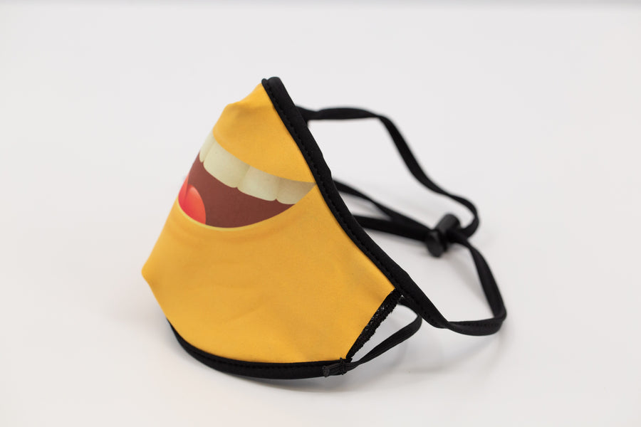 Buddy - Unisex Reusable Face Mask, Face Cover, Festival Cover | Arena