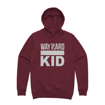 Wayward Kid - Unisex Heavyweight Pullover Hoodie - Band Merch and On-Demand Designer Shirts