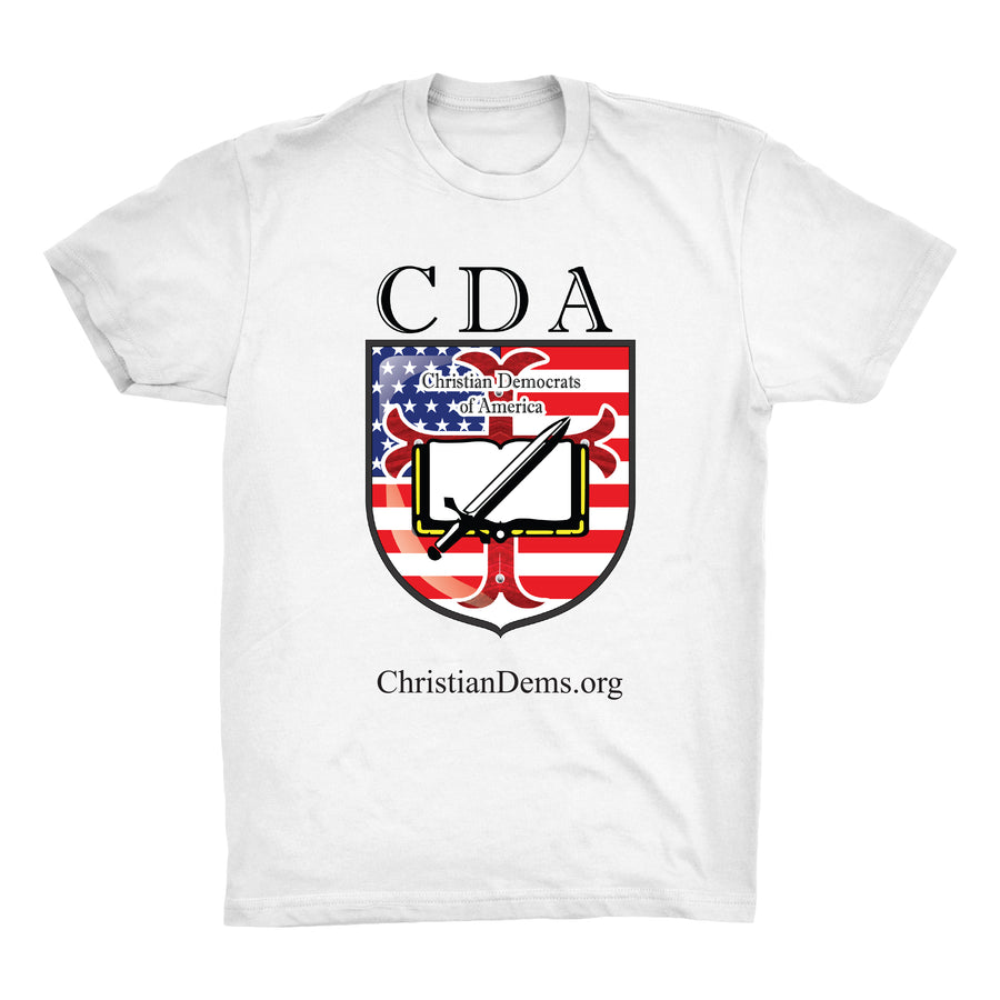 Christian Democrats of America - Unisex Tee Shirt