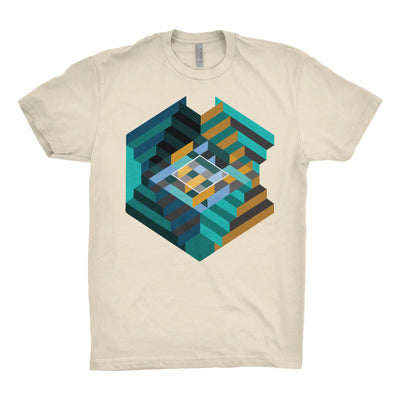 House of Stairs - Unisex Tee Shirt