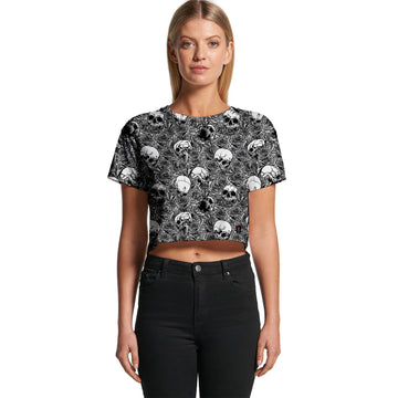 Hades - Women's Cropped Tee | Arena