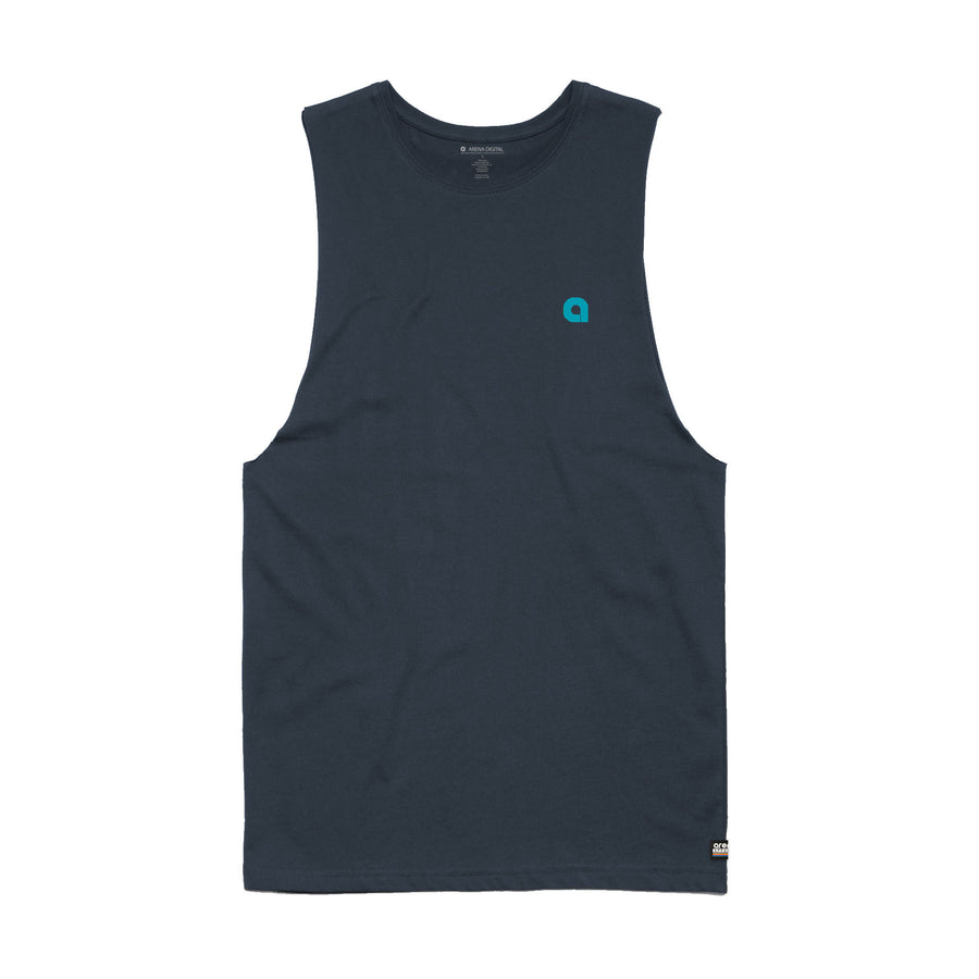 Crowd Silhouette - Men's Sleeveless Tee Shirt