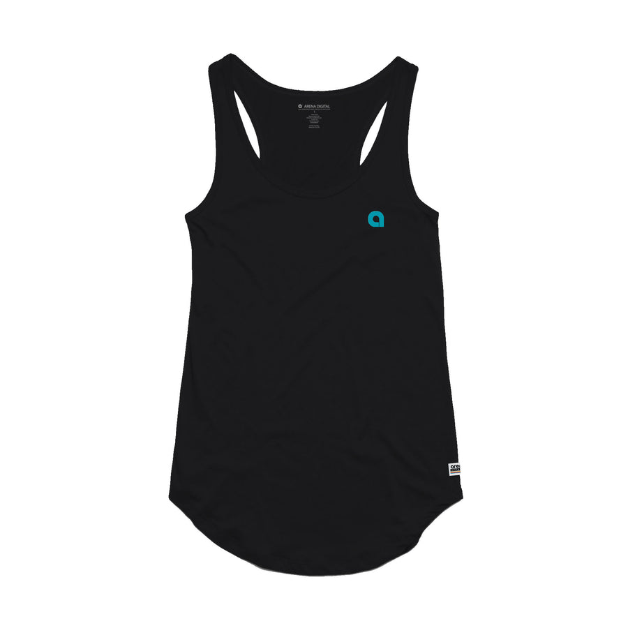 Crowd Silhouette - Women's Tank Top