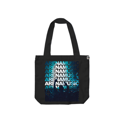 Crowd Silhouette - Tote Bag