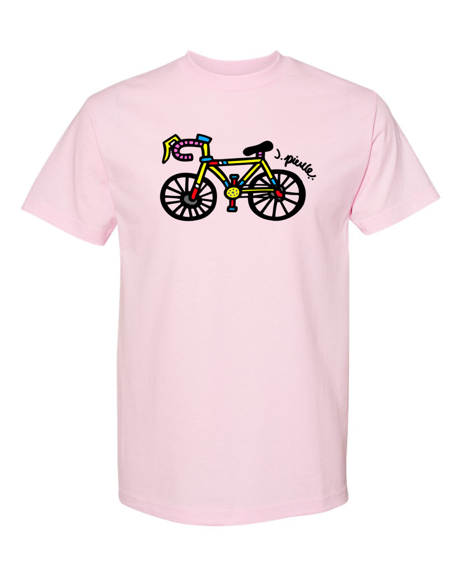 J. Pierce - Cycling: Unisex Tee Shirt | Arena - Band Merch and On-Demand Designer Shirts