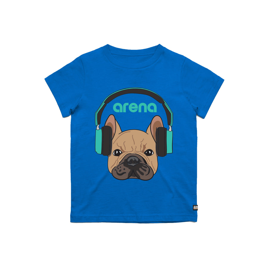 Dog-Eared Royal Blue Kid's Tee Shirt