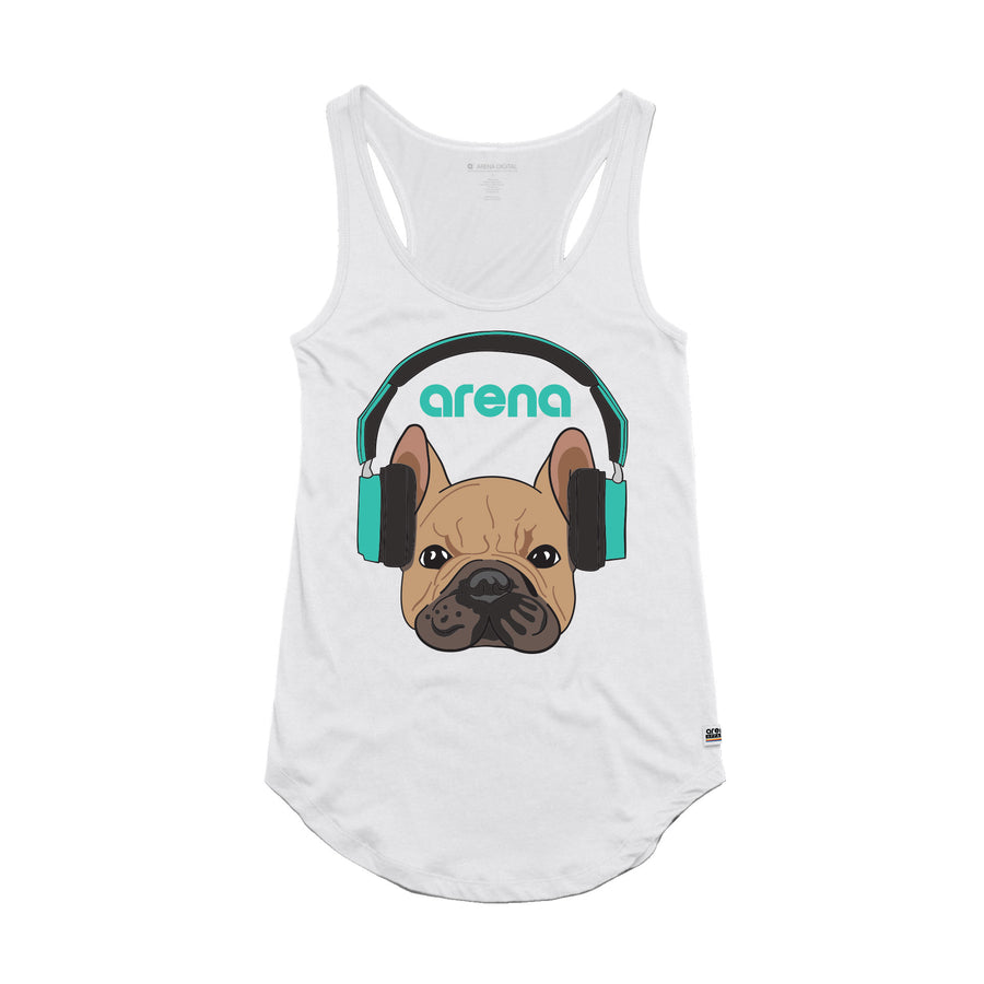 Dog-Eared - Women's Tank Top - Band Merch and On-Demand Designer Shirts