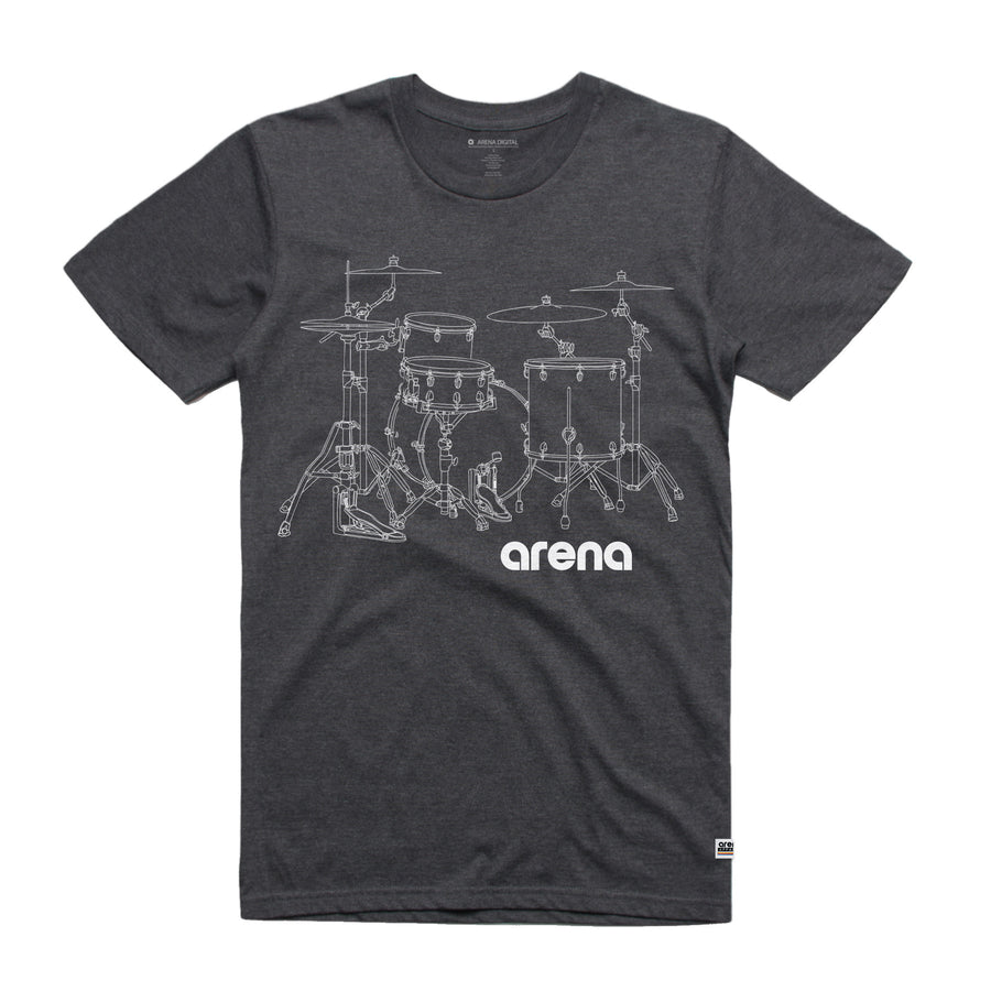 Flam - Unisex Tee Shirt - Band Merch and On-Demand Designer Shirts