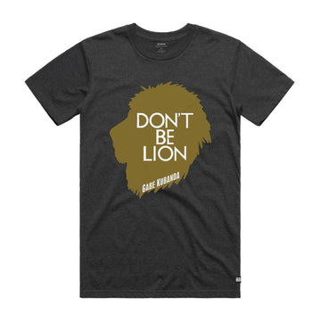 Gabe Kubanda - Lion Unisex Tee Shirt - Band Merch and On-Demand Designer Shirts