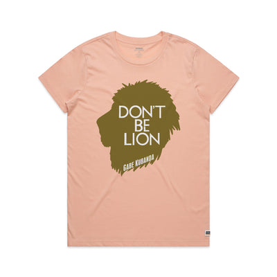 Gabe Kubanda - Lion Women's Tee Shirt