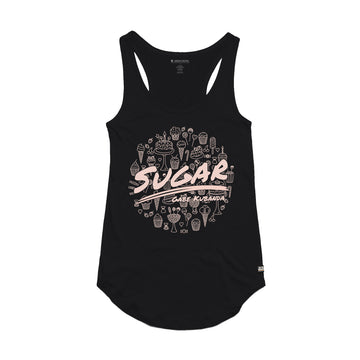 Gabe Kubanda - Sugar Women's Tank Top - Band Merch and On-Demand Designer Shirts