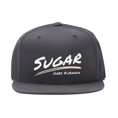 Gabe Kubanda - Sugar Embroidered Snapback Hat