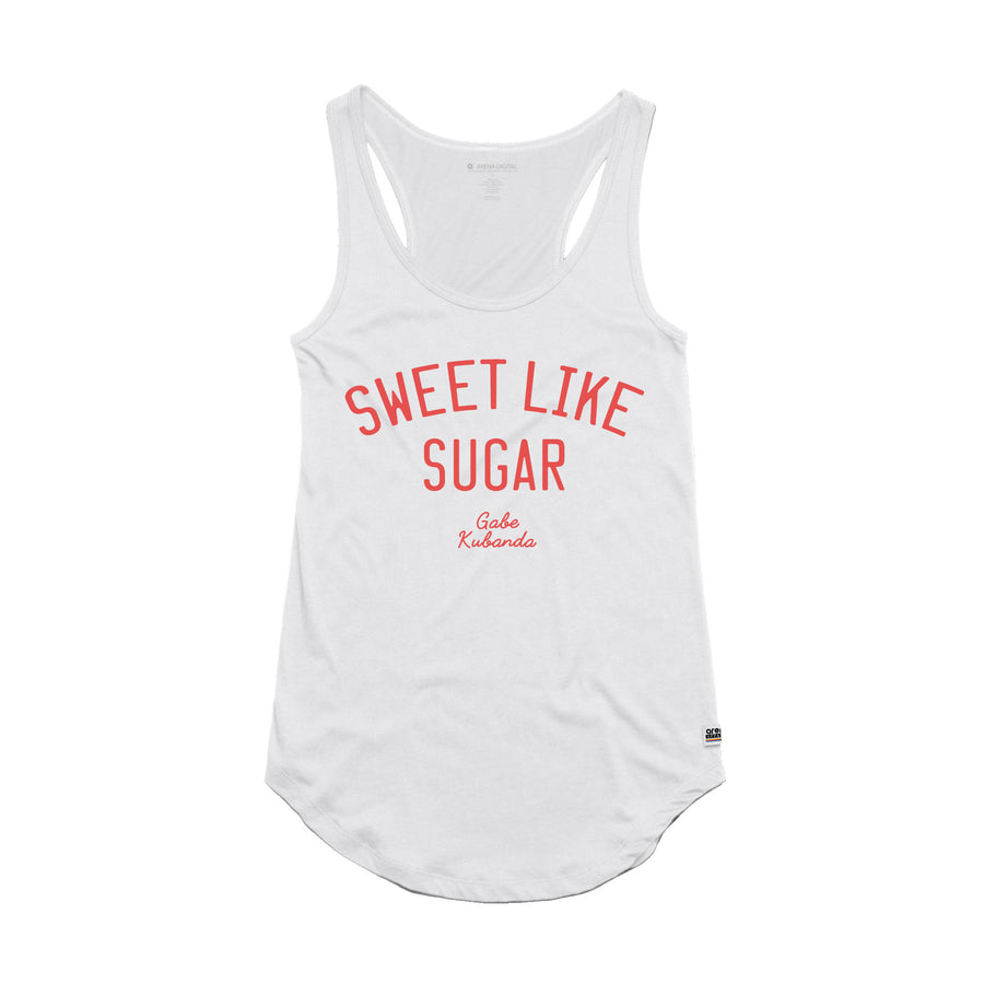 Gabe Kubanda Sweet White Women's Tank Top