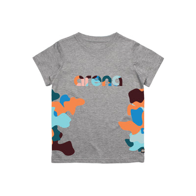 Heather Grey Sincerely Youth Tee