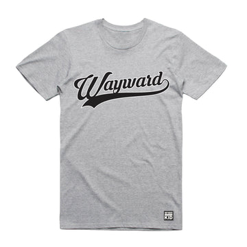 Wayward Kid - Script Unisex Tee Shirt - Band Merch and On-Demand Designer Shirts