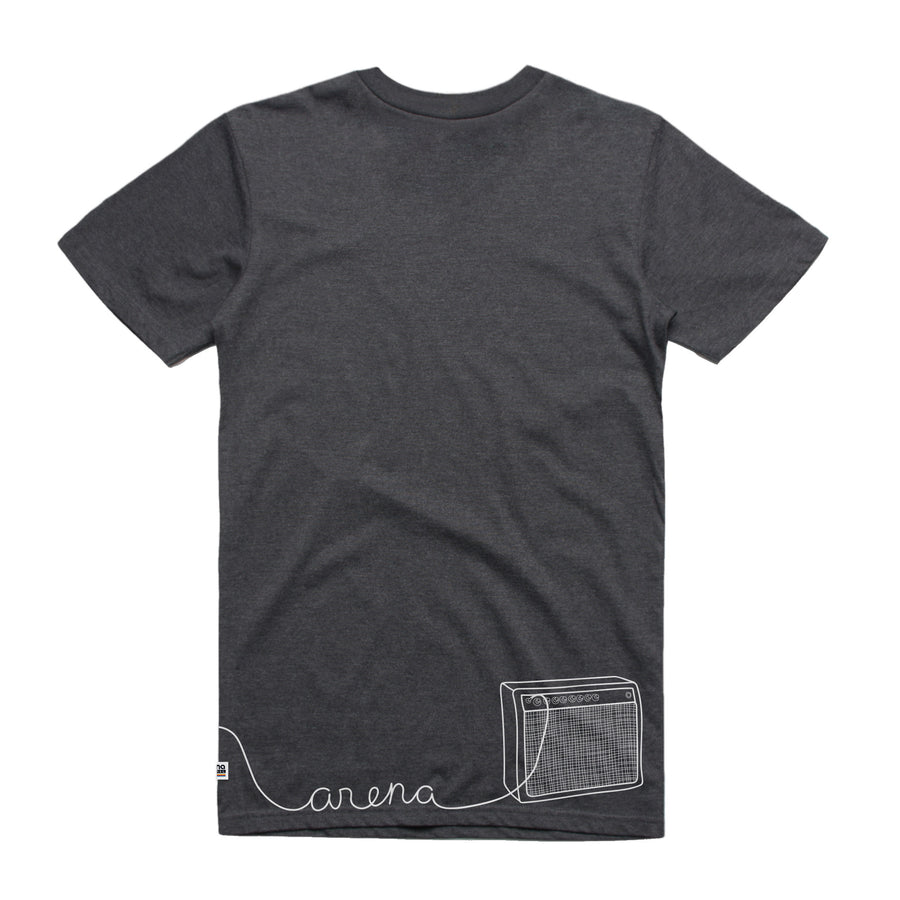 Arena Guitar - Unisex Tee Shirt - Band Merch and On-Demand Designer Shirts