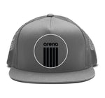 5 Stripes - Classic Trucker Snapback Hat