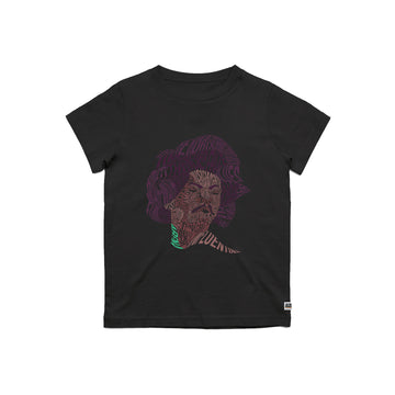 Jimi Hendrix - Youth Tee Shirt - Band Merch and On-Demand Designer Shirts