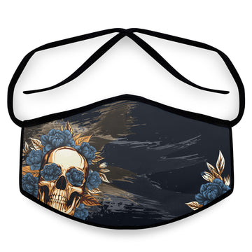 Ventura Blvd - Reusable Cloth Face Mask, Face Cover, Festival Cover | Arena - Band Merch and On-Demand Designer Shirts
