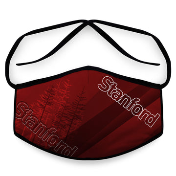 Cardinal - Reusable Cloth Face Mask, Face Cover, Festival Cover | Arena - Band Merch and On-Demand Designer Shirts