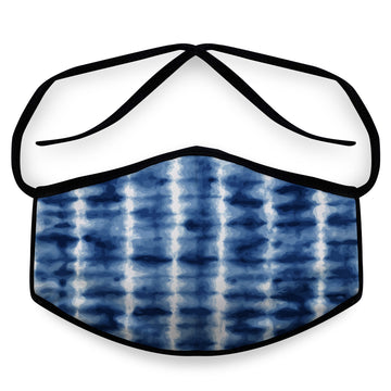 LCD- Arena Tour Mask (Includes 1 PM2.5 Carbon Filter) Reversible Face Mask