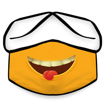 Slappy - Reusable Cloth Face Mask, Face Cover, Festival Cover | Arena - Band Merch and On-Demand Designer Shirts