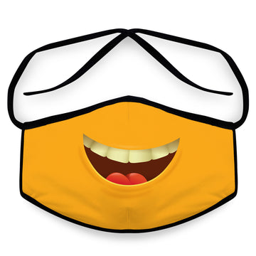 Buddy - Reusable Cloth Face Mask, Face Cover, Festival Cover | Arena - Band Merch and On-Demand Designer Shirts
