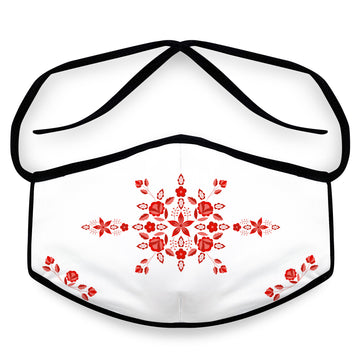 Nantucket - Reusable Cloth Face Mask, Face Cover, Festival Cover | Arena - Band Merch and On-Demand Designer Shirts