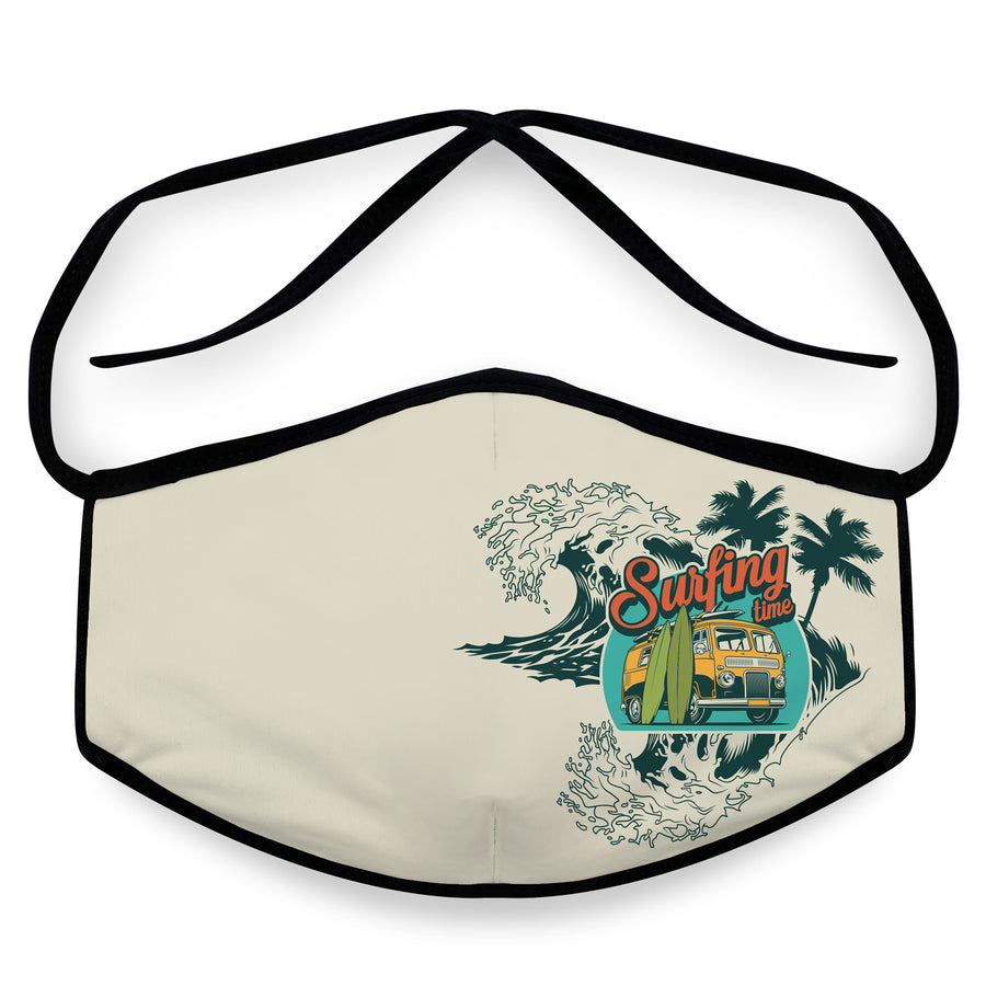 Dana Point - Reusable Cloth Face Mask, Face Cover, Festival Cover | Arena - Band Merch and On-Demand Designer Shirts