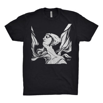 Tina St. Claire - Icarus Unisex Tee Shirt