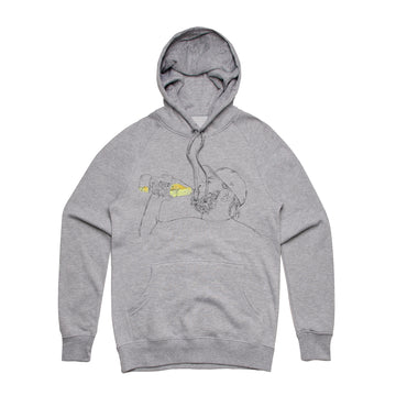 The Justice System - 40 oz Unisex Heavyweight Pullover Hoodie